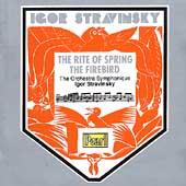 Stravinsky: Rite of Spring, Firebird / Stravinsky