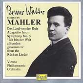 Mahler: Das Lied von der Erde, Adagietto from Symphony no 5