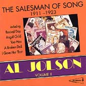 Volume 2: The Salesman Of Song 1911-1923