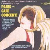 Paris Cafe Concert