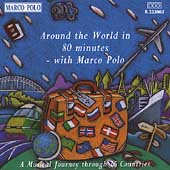 Around the World in 80 Minutes - Musical Journey