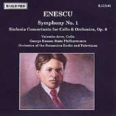 Enesco: Symphony no 1, Sinfonia Concertante / Andreescu