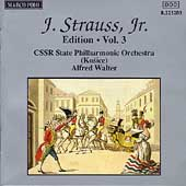 J. Strauss Jr. Edition Vol 3 / Alfred Walter, et al