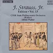 J. Strauss Jr. Edition Vol 13 / Alfred Walter, et al