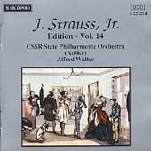 J. Strauss Jr. Edition Vol 14 / Alfred Walter, et al