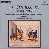 J. Strauss Jr. Edition Vol 21 / Johannes Wildner, et al