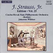 J. Strauss Jr. Edition Vol 25 / Johannes Wildner, et al