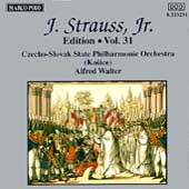J. Strauss Jr. Edition Vol 31 / Alfred Walter, et al