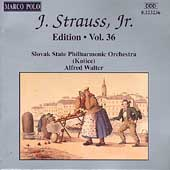 J. Strauss Jr. Edition Vol 36 / Alfred Walter, et al