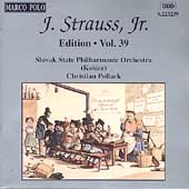 J. Strauss Jr. Edition Vol 39 / Christian Pollack, et al