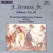 J. Strauss Jr. Edition Vol 42 / Christian Pollack, et al