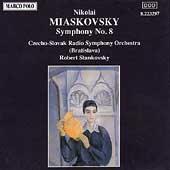 Miaskovsky: Symphony no 8 / Robert Stankovsky
