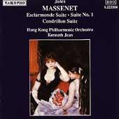 Massenet: Esclarmonde Suite, etc / Jean, Hong Kong PO