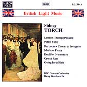 British Light Music - Sidney Torch / Wordsworth, BBC CO