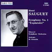 Sauguet: Symphony no 1 / Almeida, Moscow Symphony