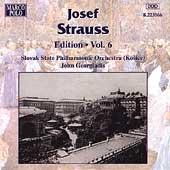 Josef Strauss Edition Vol 6 / John Georgiadis