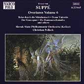Suppe: Overtures Vol 6 / Christian Pollack, Slovak State PO