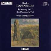 """Tournemire: Symphony no 7 """"Les Danses de la Vie"""" / Almeida"""