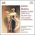 Ravel: Bolero, Daphnis et Chloe, etc / Kenneth Jean