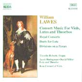 Lawes: Consort Music for Viols,Lutes and Theorbos