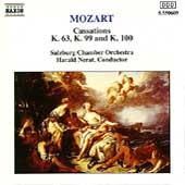 Mozart: Cassations