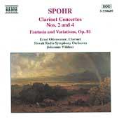 Spohr: Clarinet Works