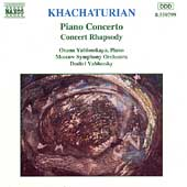 Khachaturian: Piano Concerto; Concerto-Rhapsody for Piano and Orchestra