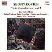Shostakovich: Violin Concertos Nos 1 and 2