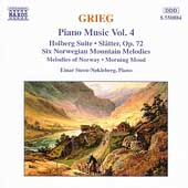 Grieg: Piano Works, Vol. 4
