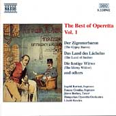 The Best of Operetta, Volume 1