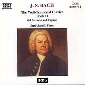 Bach: Das Wohltemperirte Klavier, Book 2