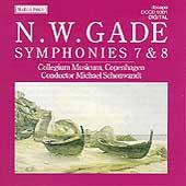 Gade: Symphonies 7 & 8 / Schonwandt, Collegium Musicum
