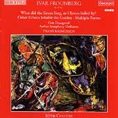 Frounberg: Orchestral Works / Rasmussen, Aarhus SO