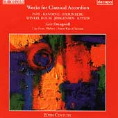 Works for Classical Accordion / Geir Draugsvoll, et al