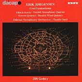 Jorgensen: Confrontations, etc / Vetoe, Kontra Quartet, et al