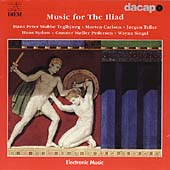 Music for the Iliad - Electronic Music