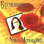 Recuerdos, Volume 1