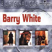 Man Is Back, The/The Right Night And Barry White/Put Me In Your mix