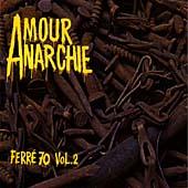 Amour Anarchie [Digipak]