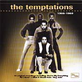 Temptations 1966-1969, The