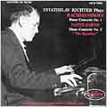 Sviatoslav Richter Plays Rachmaninoff, Saint-Saens