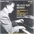 Emil Gilels plays Beethoven Piano Concertos nos 4, 5