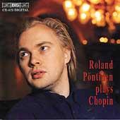 Roland Poentinen plays Chopin