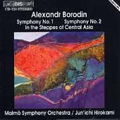 Borodin: Symphony No. 1 & No. 2, In the Steppes / Hirokami