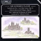 Elgar: Symphony No. 1, Introduction and Allegro / Otaka, BBC