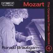 ロナルド・ブラウティハム/Mozart: The Complete Piano Sonatas Vol 4 / Ronald Brautigam [BISCD838]