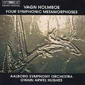 Holmboe: (4) Symphonic Metamorphoses