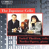The Japanese Cello / Torleif Thedeen, Noriko Ogawa