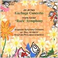 Jaervlepp: Garbage Concerto;  Kalnins: Rock Symphony
