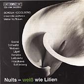 Nuits - Scelsi, Schwehr, Webern etc / Walter Nussbaum, Schola Heidelberg